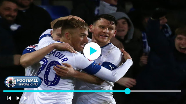 Tranmere Rovers vs Watford – Highlights