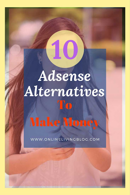 10 Best Adsense alternatives To Make Money even with small websites