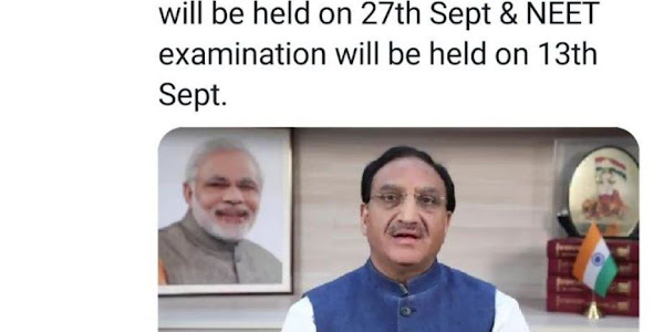 important update neet and jee date changed again