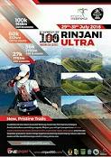 Rinjani 100 ~ 2016