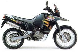 1996 DR800S blk 250 - Suzuki DR800S - a maior monicilindrica do mundo!
