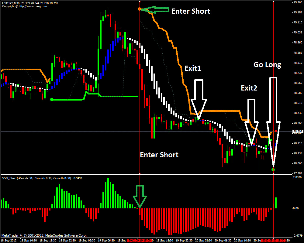 Forex SSG Profitable Trading system and indicator (mt4) | eBay