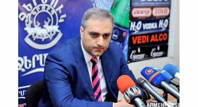 El analista político Hayk Martirosyan