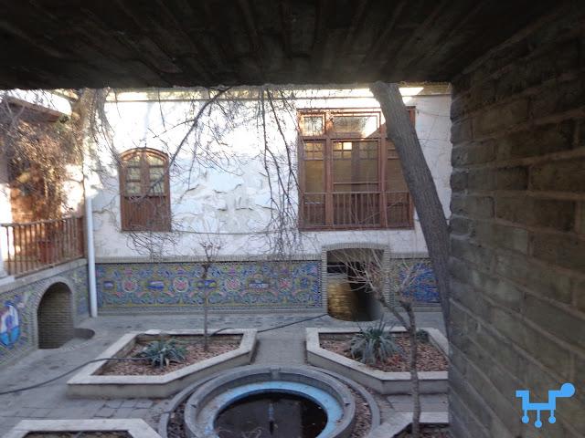 Sadegh Hedayat home | Tehran | Lalezar | Iran