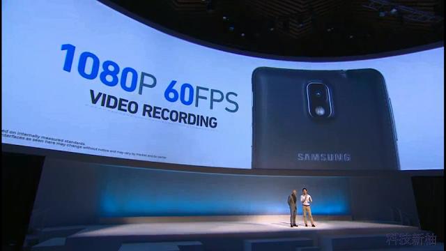 詳盡報導 SAMSUNG Galaxy Note 3、Note 10.1、 Galaxy Gear 發表會內容 Galaxy+Note+3+-17