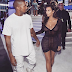 Yahoo News says Kim and Kanye seemed more into their phones than each other when the cameras weren't rolling