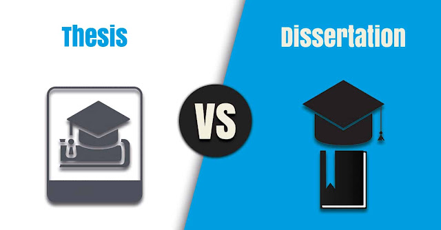 What is the Difference Between Dissertation vs Thesis?