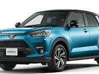 Inilah Spesifikasi dan Harga Toyota Raize, Ciamik Bro!