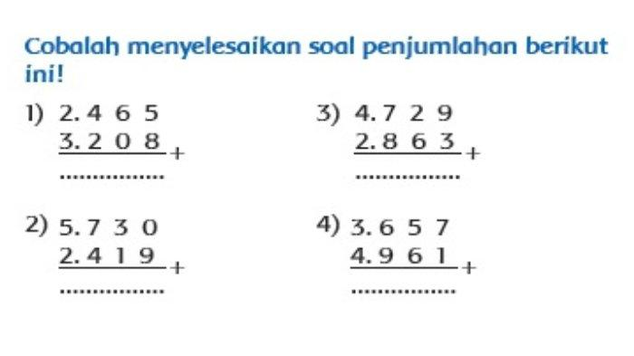 buku tematik kelas 3 sd halaman 61