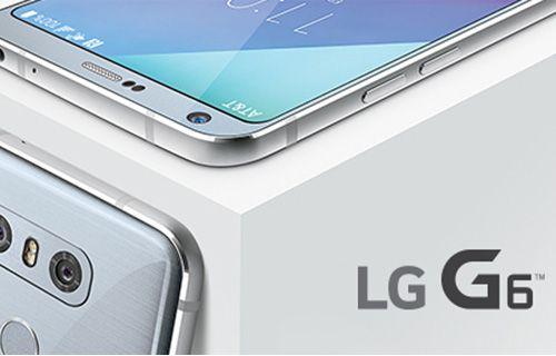 İşte Karşınızda LG G6
