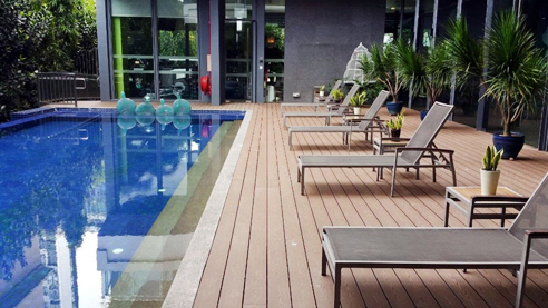 145A Moulmein Serviced Apartments - Swimming Lap Pool