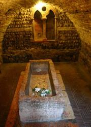 makam Juliet's Tomb verona