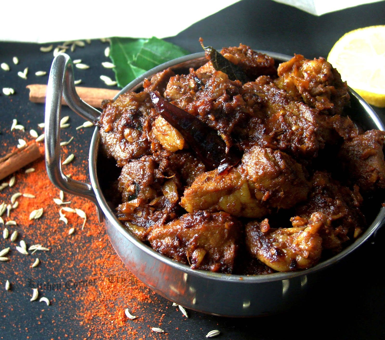 Kitchen Corner Try It Mutton Varuval