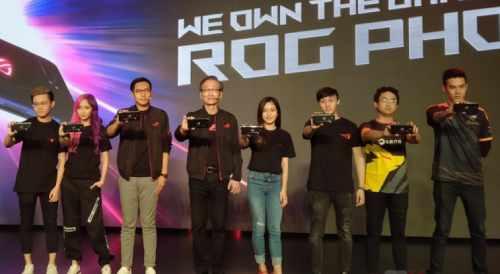 Harga Asus ROG Phone II Di Indonesia