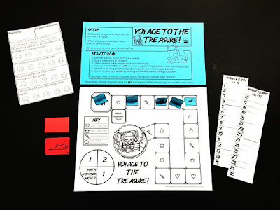 Voyage to the Treasure! Pythagorean Theorem game