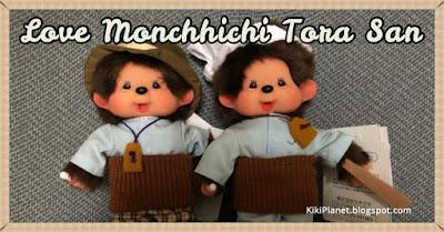 Tora San monchhichi japon its's though being a man movie limited edition kiki