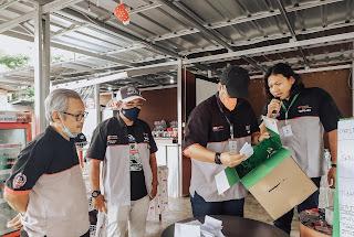 TeRuCI Chapter Tangerang Sukses Gelar Pemilihan Komandan Tangerang  periode 2021 s.d 2023