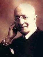 The composer Francesco Cilea