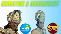 watch ramayan mahabhart  once again on dd free dish