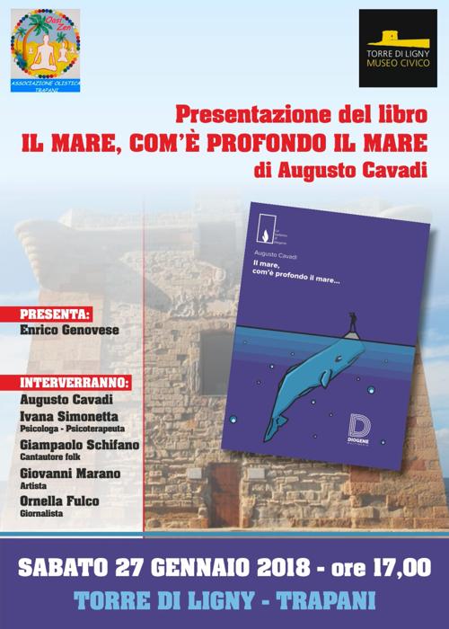 Filosofia per la vita - Augusto Cavadi - Il mare, com'è profondo il mare...
