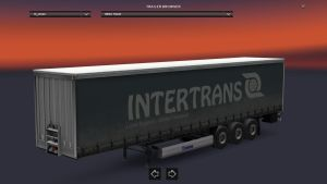 Trailer Inter Trans Dirty