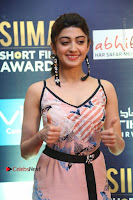 Actress Pranitha Subhash Pos in Short Dress at SIIMA Short Film Awards 2017 .COM 0061.JPG