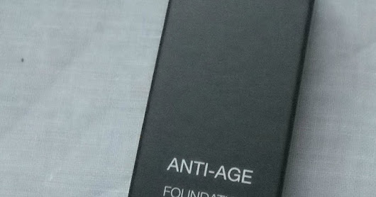 One product review kiko anti age foundation