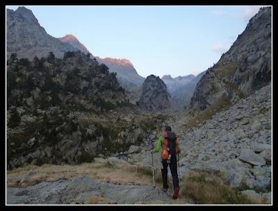 Por el valle de Remuñe
