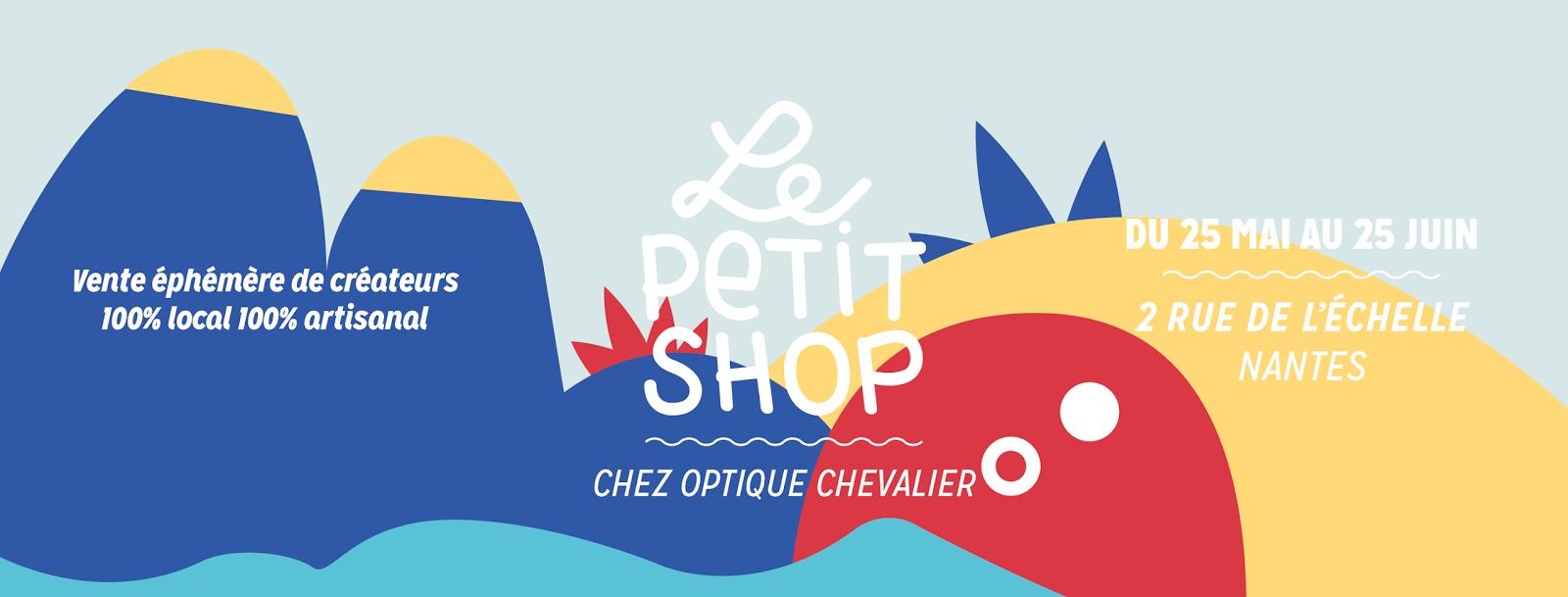 Team Etsy Nantes Le Petit Shop Chez Optique Chevalier