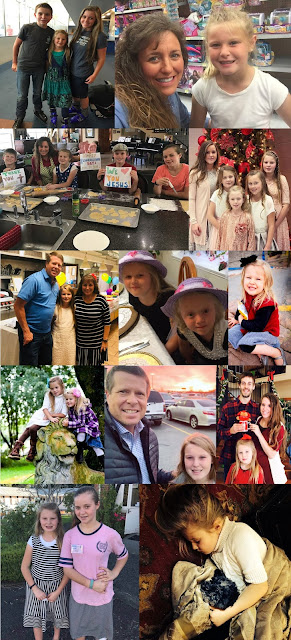Jennifer Duggar 12th birthday