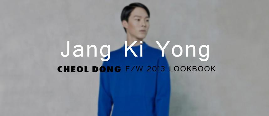 Korea Model모델 / Idol아이돌: 張基龍 -CHEOL DONG Lookbook