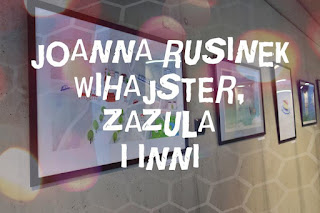 Joanna Rusinek - Wihajster, Zazula i inni