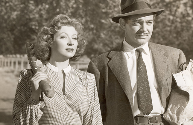 Laura's Miscellaneous Musings: Tonight's Movie: Adventure (1945) - A Warner Archive DVD