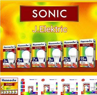 Hannoch Sonic LED
