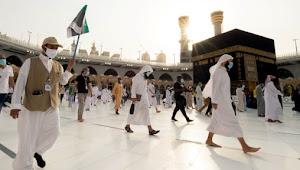 Haji Tahun 2021 Ini Hanya untuk 60 Ribu Warga Lokal dan Ekspatriat