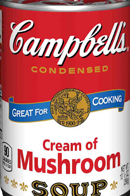 Campbell Soup Green Bean Casserole Recipe- picture