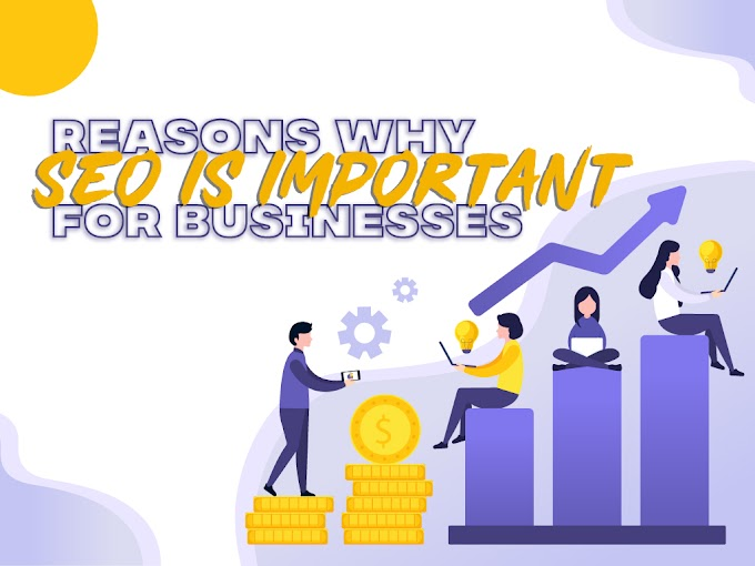 Reasons Why SEO is Important for Small Businesses