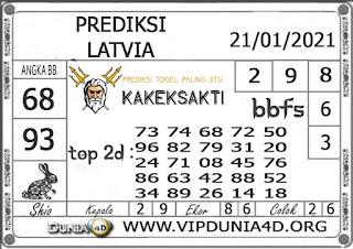 Prediksi Togel LATVIA DUNIA4D 20 JANUARI 2021