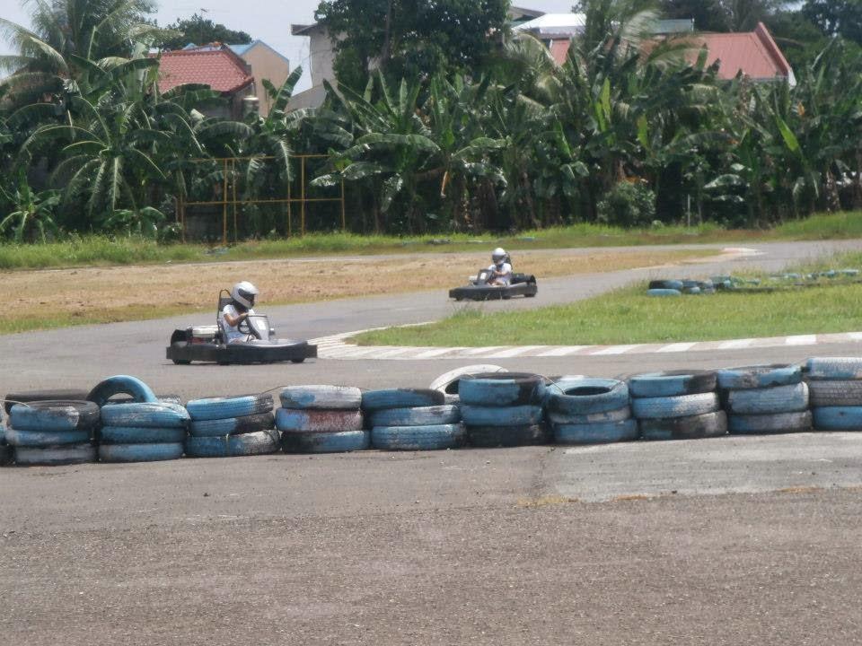 Karting in Cebu