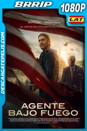 Agente bajo fuego (2019) 1080p BRrip Latino – Ingles