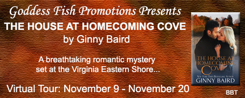 House at Homecoming Cove by Ginny Baird