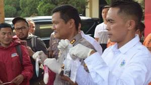 Polisi tangkap 8 orang jaringan narkoba di Bandung, modus nempel