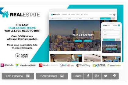 Download ⁠Real Estate 7 v2.9.4 - Real Estate WordPress Theme