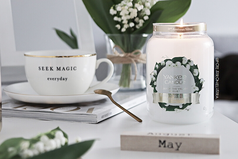 Majowe konwalie | Yankee Candle Lily of The Valley