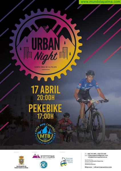 Santa Cruz de La Palma reorganizará este sábado el tráfico del casco urbano por la carrera Urban Night