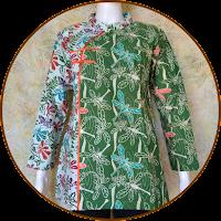Koleksi blouse batik kami