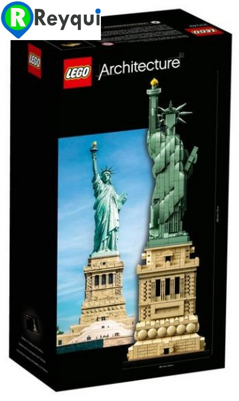 Statue of Liberty Lego