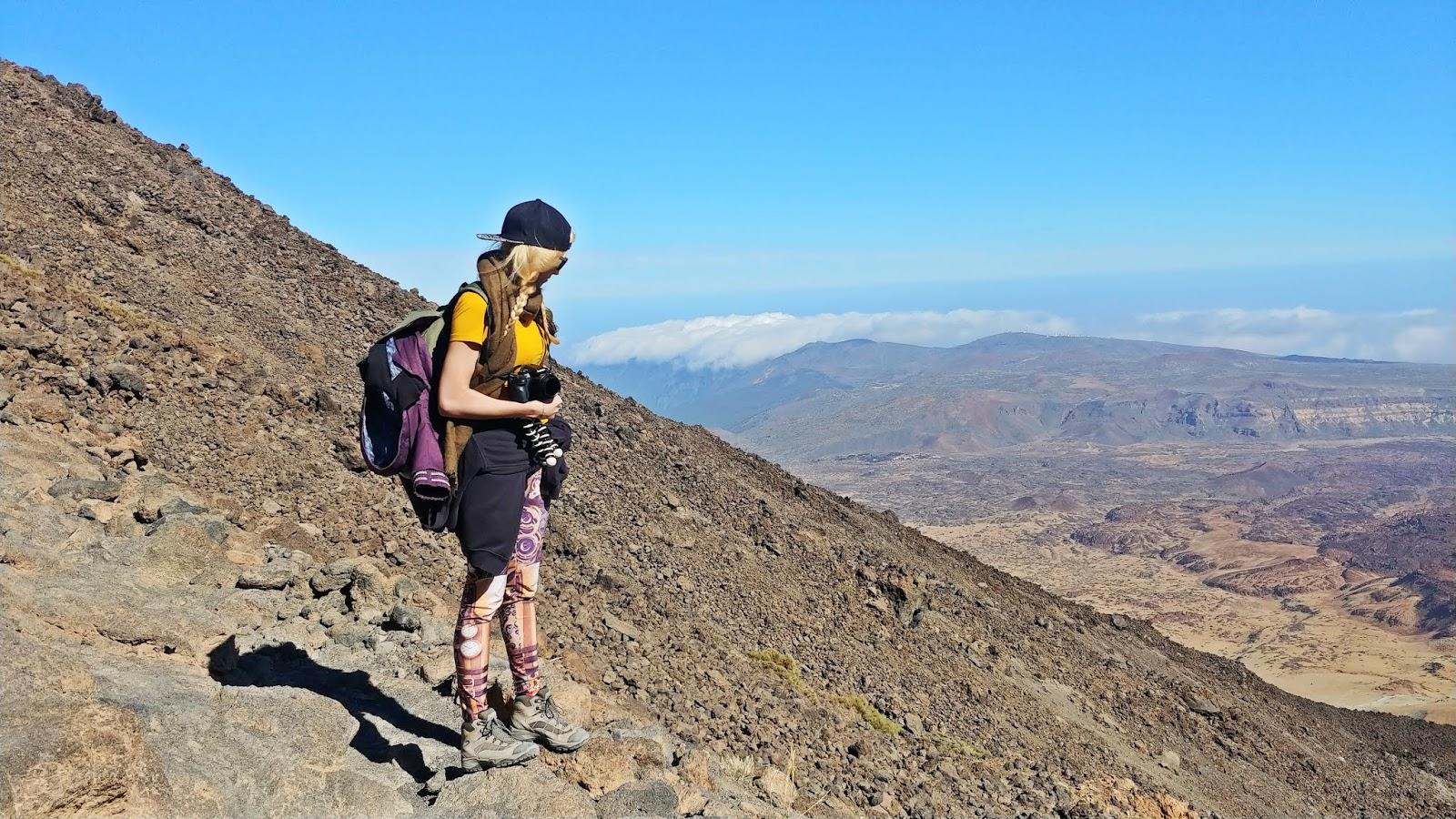 Wulkan Teide Wejscie Zima I Latem Wild Heart Tour
