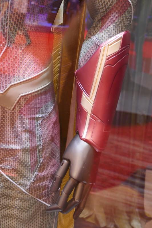 Avengers Vision costume gauntlet