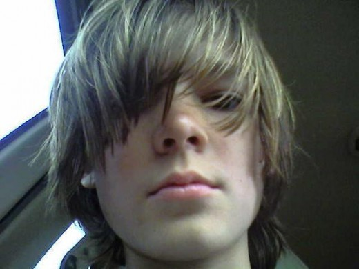 Hot Blonde Emo Guys 27